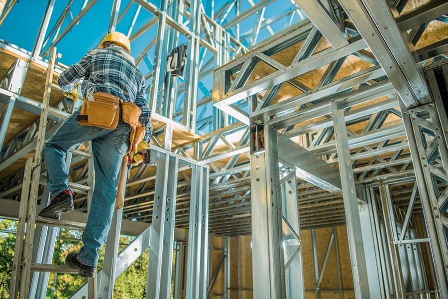 9 ventajas de steel frame